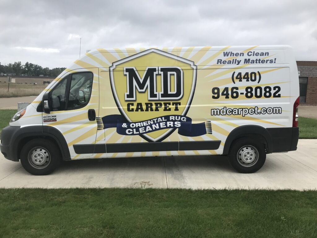 company vehicle decals