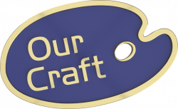 our craft gallery graphic design